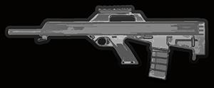 M17S (Bull-Pup)